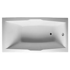 Ванна акриловая 1Марка Korsika 190x100 см в комплекте каркас