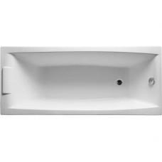 Ванна акриловая Marka One Aelita 170x75 см в комплекте каркас