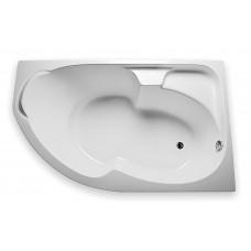 Ванна акриловая 1Марка Diana 160х100 см левая или правая в комплекте каркас