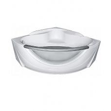 Ванна акриловая Aima Design Grand Luxe 155x155 см в комплекте каркас и ножки