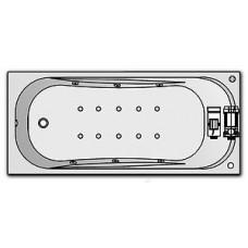 Гидромассажная комплектация SUPERIOR для ванны Kolpa-San String 170х75