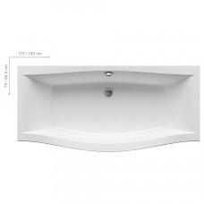 Ванна акриловая Ravak Magnolia 170x75/85,5