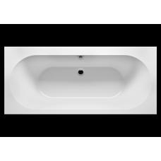 Ванна акриловая Riho Carolina 170x80 см