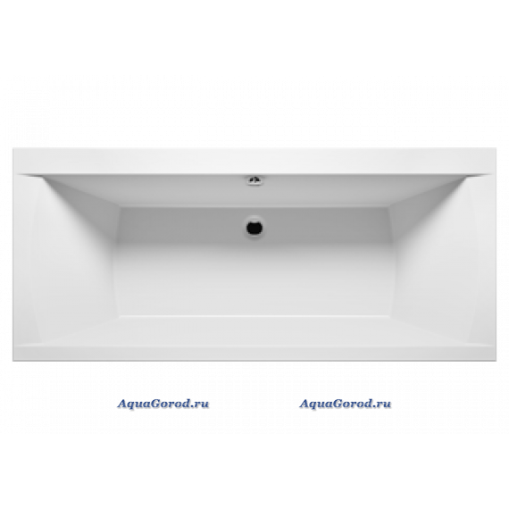 Ванна акриловая Riho Julia 180x80 см