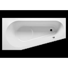 Ванна акриловая Riho Delta правая 160x80 см