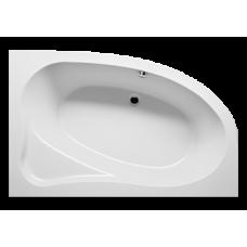 Ванна акриловая Riho Lyra 140x90 см левая