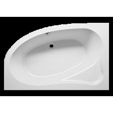 Ванна акриловая Riho Lyra 140x90 см правая