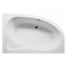 Ванна акриловая Riho Lyra 170x110 см левая
