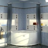 Шторки для ванн Vannesa
