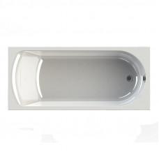Ванна акриловая Vannesa Николь 180х80 см на каркасе