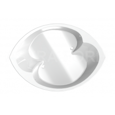 Ванна Astra-form Афродита из гелькоута овальная 2340х1650