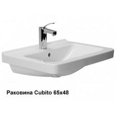 Раковина Cubito 65*48