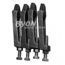 Ножки для чугунных ванн Byon