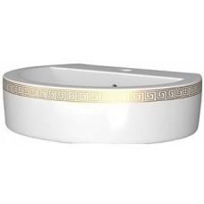 Раковина Della Globus 55 см версаче золото DE3111560018