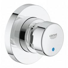 Вентиль GROHE Euroeco Cosmopolitan T, нажимной, автоматический, без функции смешивания воды, хром 36268000