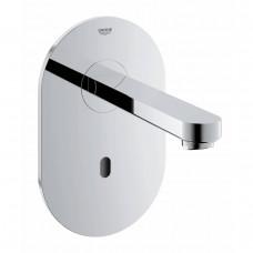 Вентиль Grohe Euroeco CE для раковины инфракрасный, без функции смешивания воды, хром, работа от сети 36273000