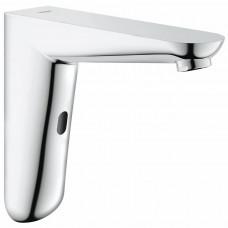 Вентиль Grohe Euroeco CE для раковины инфракрасный, без функции смешивания воды, хром, работа от батарейки 36274000