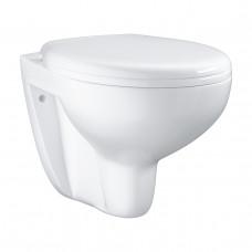Унитаз подвесной Grohe Bau Ceramic безободковый, с сиденьем микролифт 39351000