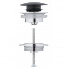Донный клапан Grohe, черный 65807KS0