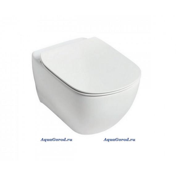 Унитаз подвесной Ideal Standard Tesi AquaBlade со скрытым креплением T007901
