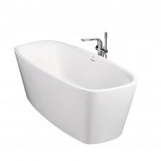 Акриловая ванна Ideal Standard Dea свободностоящая 170х75 с системой слива перелива Clic-clack E306601