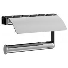 Держатель для туалетной бумаги Ideal Standard Connect с крышкой N1382AA
