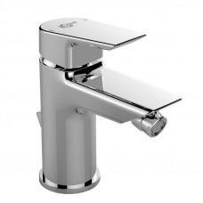 Смеситель Ideal Standard Tesi для биде 95 мм, металлический донный клапан, хром A6579AA
