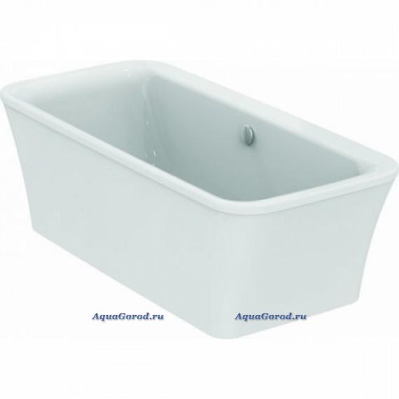 Акриловая ванна Ideal Standard Connect Air свободностоящая 170х79,5 с монтажным набором E113801