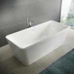 Акриловая ванна Ideal Standard Tonic II отдельностоящая 180х80 для монтажа с напольным смесителем E398101