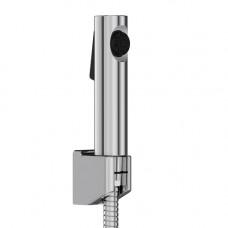 Гигиенический душ Jacob Delafon Cuff шланг и держатель хром E98100-CP