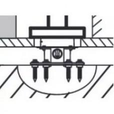 База Jacob Delafon Stillness для установки напольного смесителя 97906D-NF