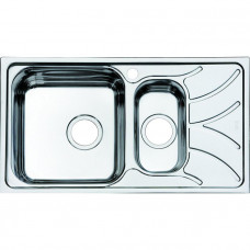 Мойка Iddis Arro S нержавеющая сталь шелк 780*440, основная чаша слева ARR78SXi77