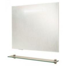 Полочка стеклянная под зеркало 90
