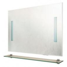 Полочка стеклянная под зеркало 70