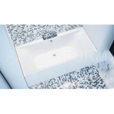 Ванна Astra-form Геркулес литой мрамор 190х90