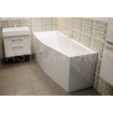 Ванна Astra-form Скат литой мрамор 1700х750х500