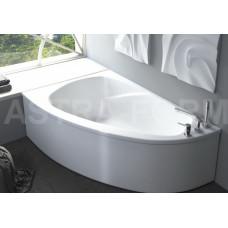 Ванна Astra-form Тиора литой мрамор правая, левая 1550х1050