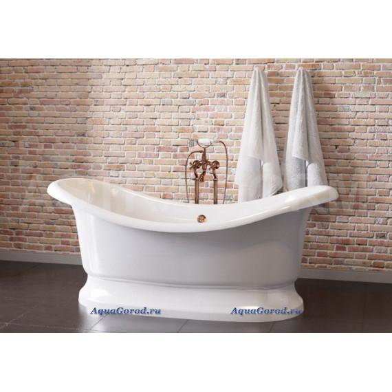 Ванна Astra-form Мальборо литой мрамор 1900х860