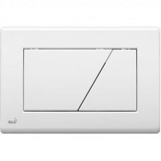Клавиша для инсталляции AlcaPlast белая M170