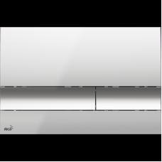 Клавиша для инсталляции AlcaPlast хром-глянцевая M1721