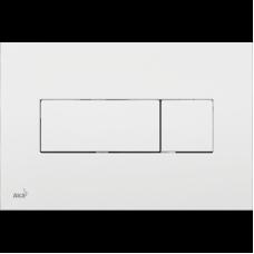 Клавиша для инсталляции AlcaPlast белая M370