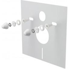 Звукоизоляционная плита для инсталляции AlcaPlast с принадлежностями и колпачками M930