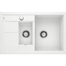 Кухонная мойка Blanco Metra 6 S Compact белый 78 см 513468
