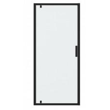 Дверь в нишу Bravat Blackline 90х200 распашная BD100.4111B