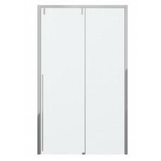 Дверь в нишу Bravat Slim Line 120х195 раздвижная BD120.4105A