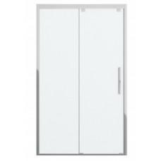 Дверь в нишу Bravat Stream 120 раздвижная, прозрачное стекло BD120.4103S