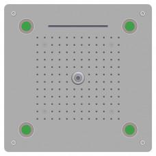 Верхний душ RGW SP-73 многофункциональный 500х500 21140273-01