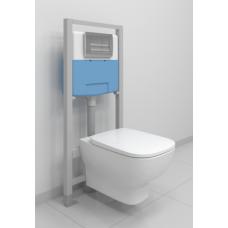 Инсталляция с унитазом Ideal Standard Esedra AquaBlade с сиденьем микролифт артикул T387301