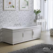 Панель декоративная Monaco Still 160 см раздвижной белый
