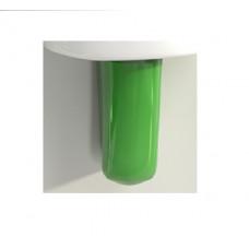 Полупьедестал Sanita Luxe Best Color Green для умывальника Зеленый